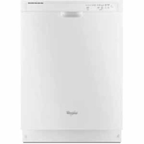 Whirlpool Dishwasher with Sensor Cycle - White
