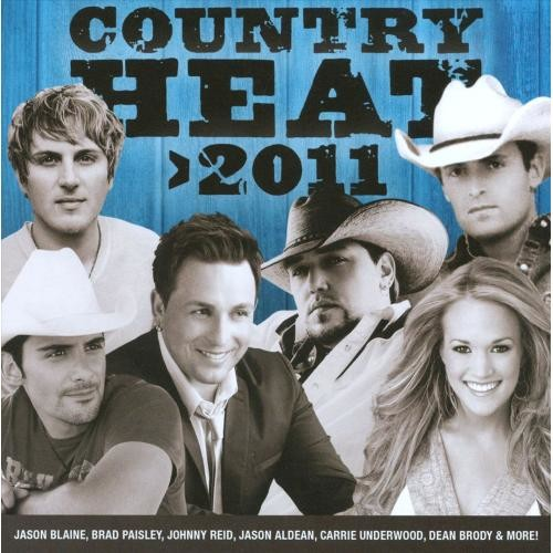 Country Heat 2011 [CD]