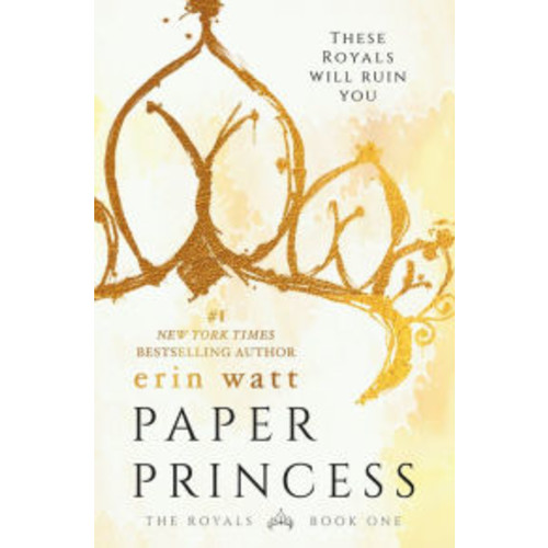 Paper Princess (Royals Series #1)