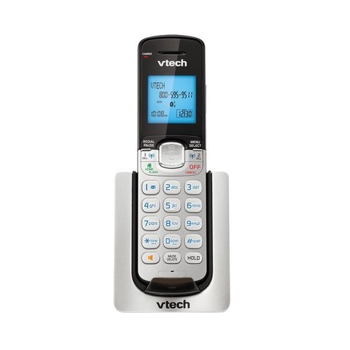 VTech DS6071 DECT 6.0 Connect to Cell Accessory Handset with Caller ID/Call Waiting