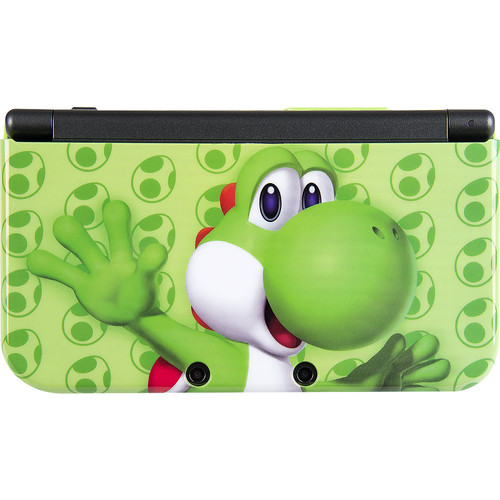 Nintendo - Clip Armor for New Nintendo 3DS XL, 3DS XL, 3DS and 2DS - Green