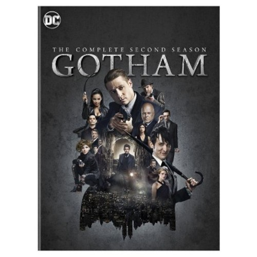 Gotham - The Complete Second Season (DVD)