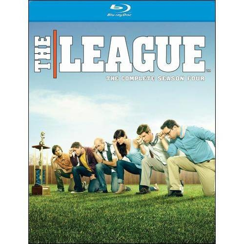 The League: The Complete Season Four [2 Discs] [Blu-ray]