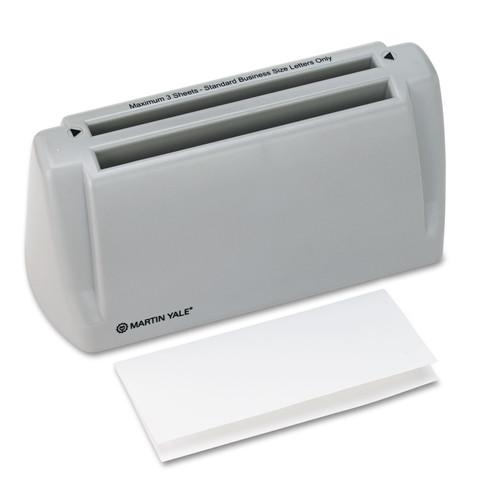 Martin Yale Model P6200 Desktop Paper Folder 1800 Sheets/Hour