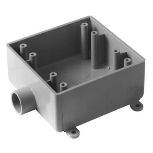 2 Gang 32 cu. in. Type-2 FSE FS Switch Box (Case of 10)