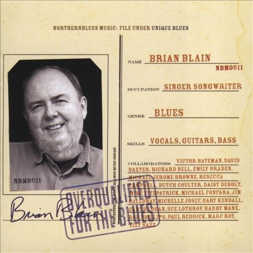 Overqualified for the Blues [CD]
