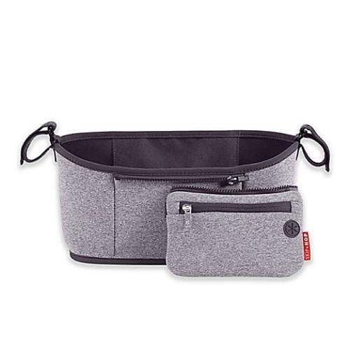 SKIP*HOP Grab & Go Stroller Organizer in Grey