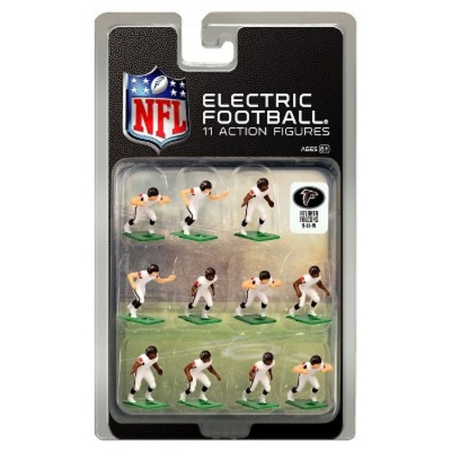 Tudor Games Atlanta Falcons White Uniform NFL Action Figure Set