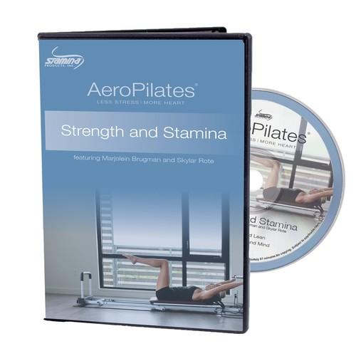 AeroPilates Strength and Stamina DVD