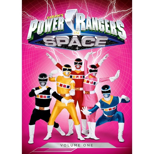 Power Rangers: In Space, Vol. 1