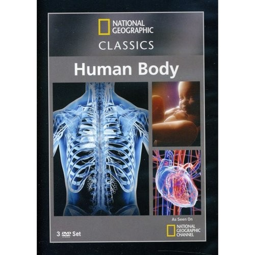 National Geographic Classics: The Human Body [3 Discs] [DVD]