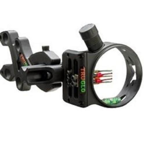 TruGlo Storm 5-Pin .029In. Fiber Optic Archery Sight TG3015B