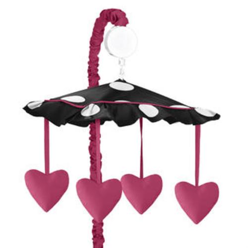 Sweet Jojo Designs Hot Dot Collection Musical Mobile