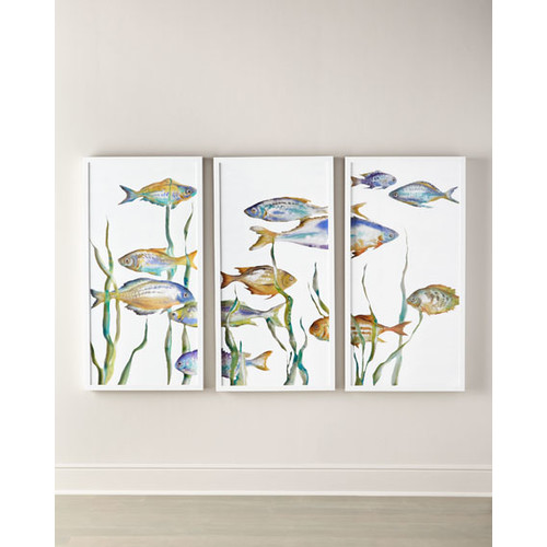 Tropical Paradise Gicles, Set of 3
