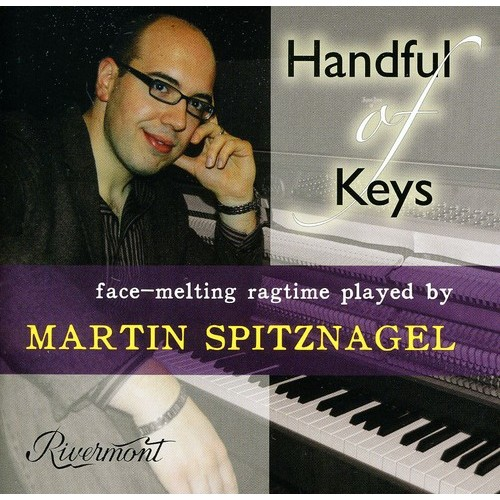 Handful of Keys: Face-Melting Ragtime [CD]