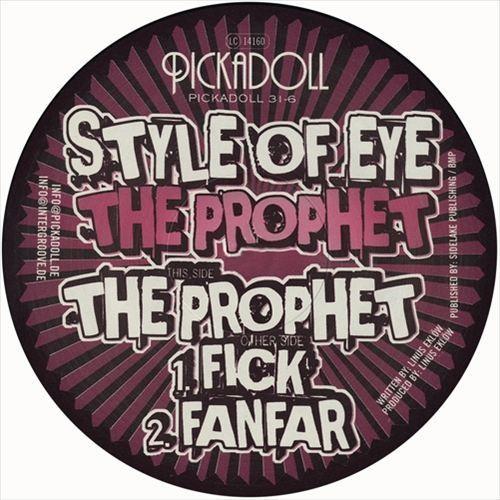 The Prophet [12 inch Vinyl Single]