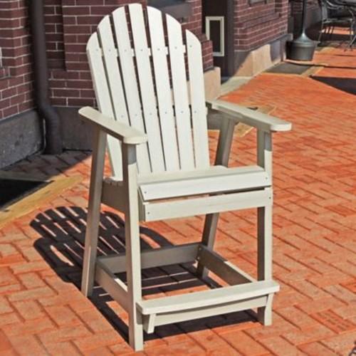 Longshore Tides Deerpark Dining Arm Chair; Whitewash
