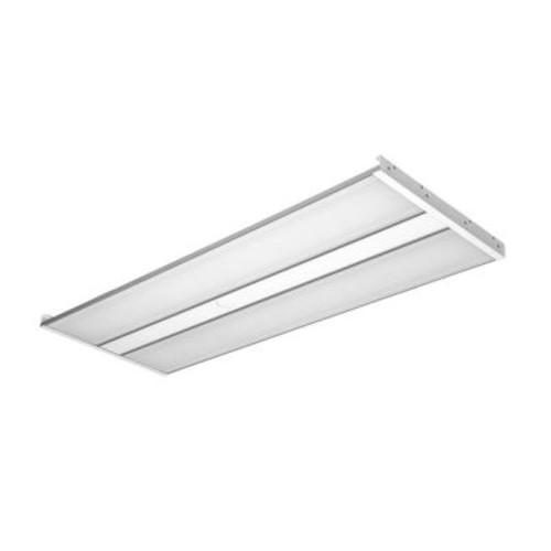 Axis LED Lighting 4 ft. White LED 240-Watt Linear High Bay Fixture with Natural Light (5000K)