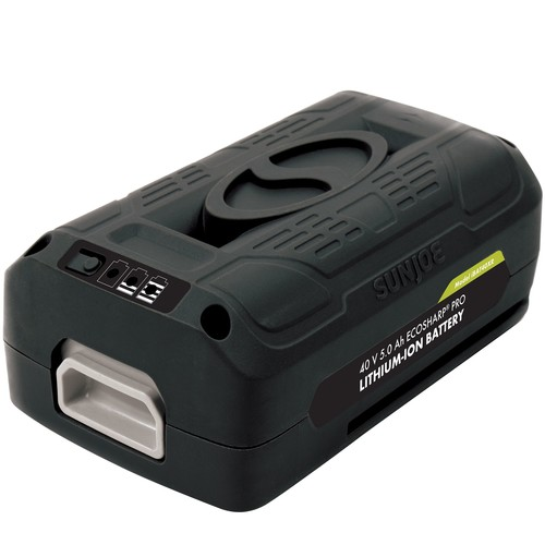 Snow Joe iON EcoSharp PRO 40 V 5.0 Ah Lithium-Ion Battery