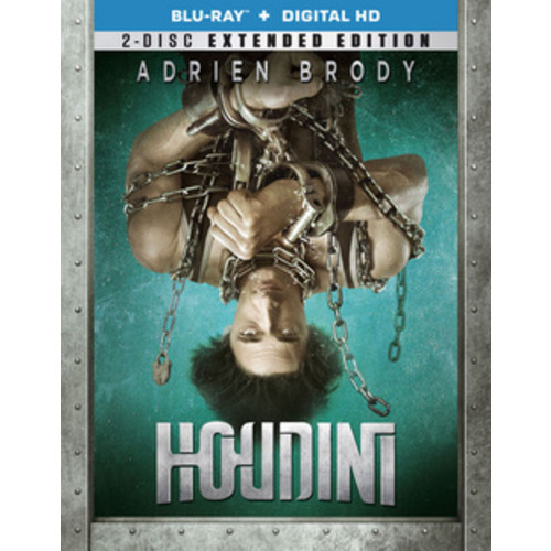Lionsgate Home Entertainment Houdini (Blu-ray)