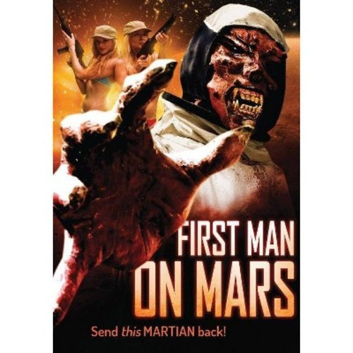 First Man On Mars (DVD)