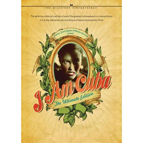 I Am Cuba [The Ultimate Edition] [3 Discs] [DVD]