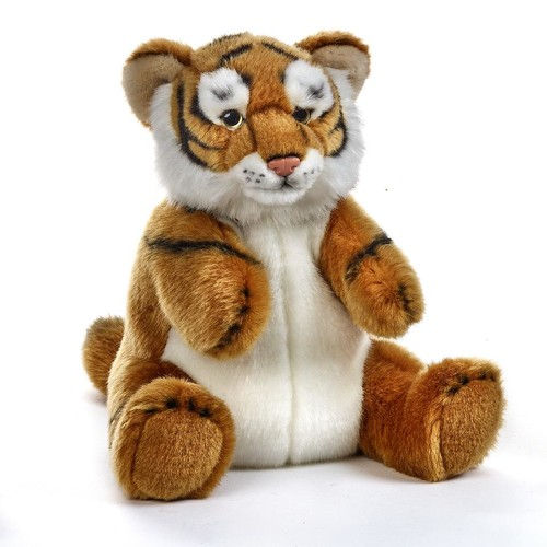 National Geographic Lelly Hand Puppet - Tiger