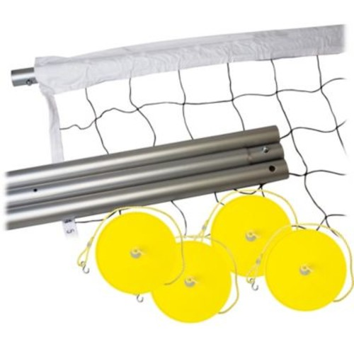 Franklin Sports Volleyball Net and Post Set