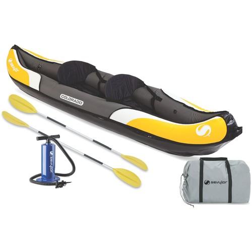 Sevylor Colorado Combo Inflatable Kayak