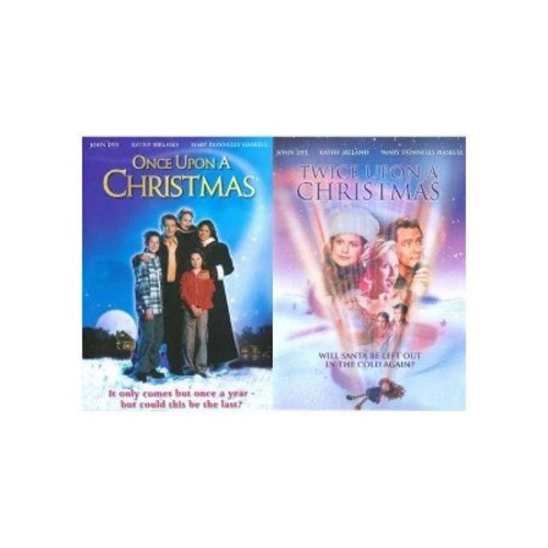 Once upon a christmas twice upon a ch (DVD)