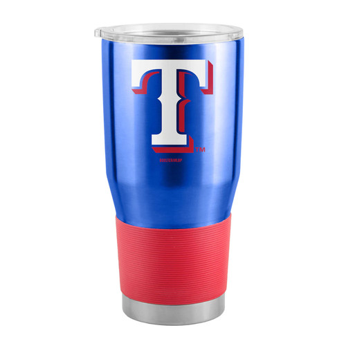 Boelter Texas Rangers 30-Ounce Ultra Stainless Steel Tumbler