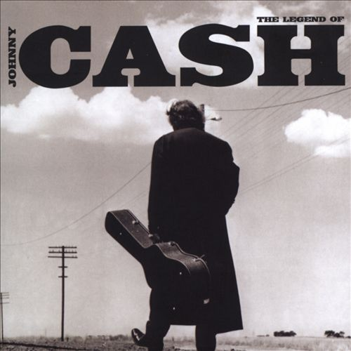 The Legend of Johnny Cash [LP] - VINYL