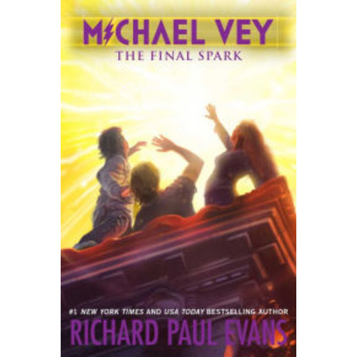 The Final Spark (Michael Vey Series #7)