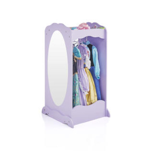 Guidecraft Dress-Up Cubby Center - Lavender