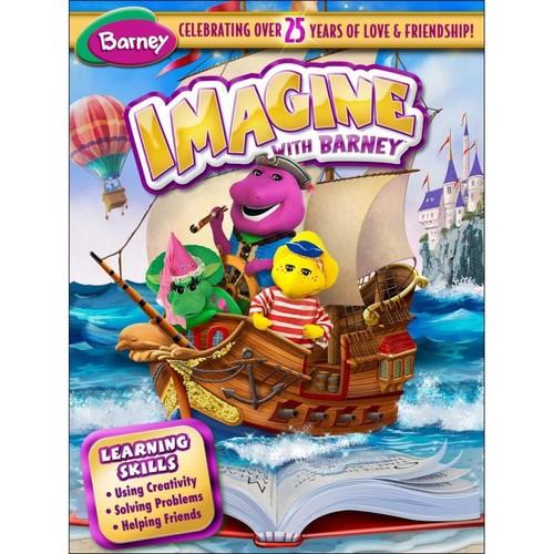 Barney: Imagine with Barney [DVD] [2013]