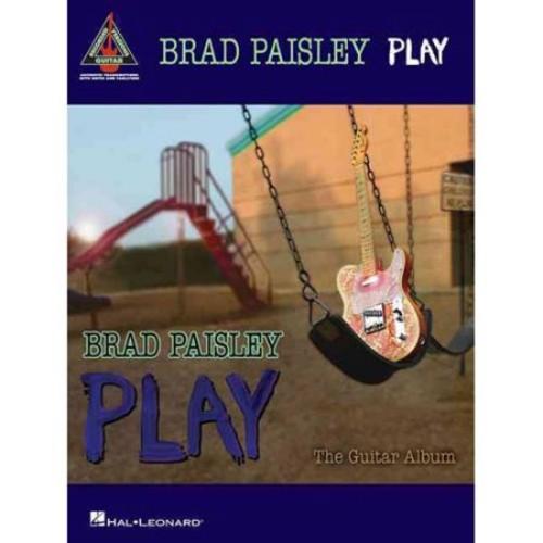 Brad Paisley - Play: the Guitar Album