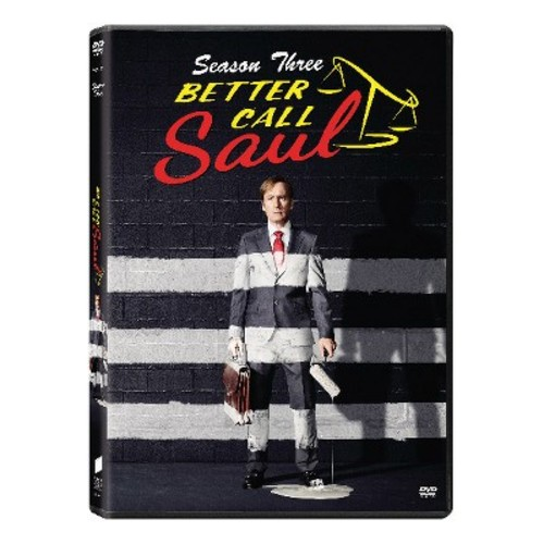 Better Call Saul: Season Three (DVD)
