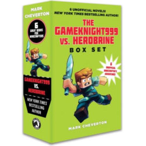 The Gameknight999 vs. Herobrine Box Set: Six Unofficial Minecrafter's Adventures