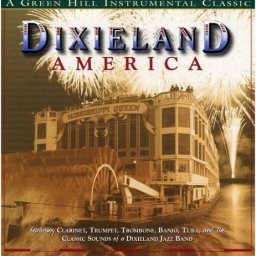 Dixieland America [CD]