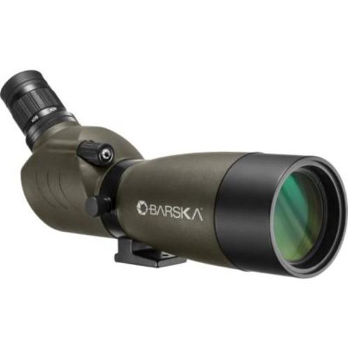 Barska Blackhawk Spotting Scope [Power : 20-60X]