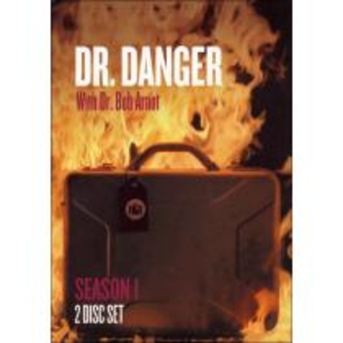 Dr. Danger with Dr. Bob Arnot: Season 1 [DVD]