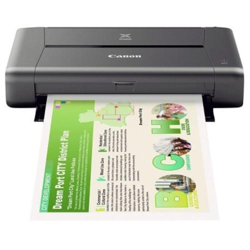 Canon PIXMA iP110 Inkjet Printer - Color - 9600 x 2400 dpi Print - Photo Print - Desktop