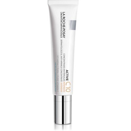 La Roche-Posay Active C10 Dermatological Anti-Wrinkle Concentrate Vitamin C Face Cream - 1oz