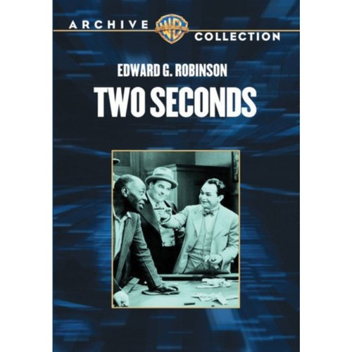 Warner Bros Two Seconds, 1932, DVD