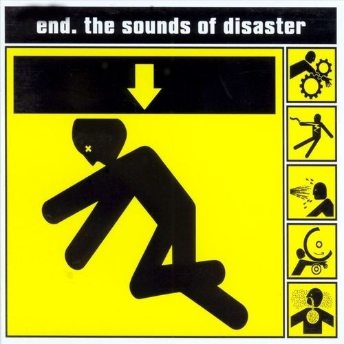Sounds Of Disaster CD (2004)