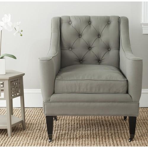 Safavieh Sherman Tufted Arm Chair