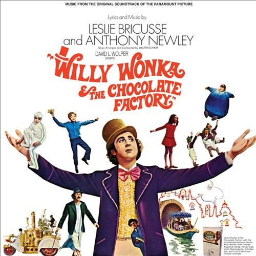 Willy Wonka & The Chocolate Factory [Original Soundtrack] [LP] - VINYL