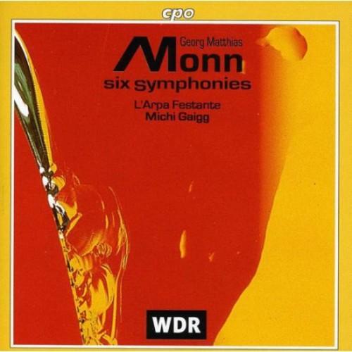 Six Symphonies - CD