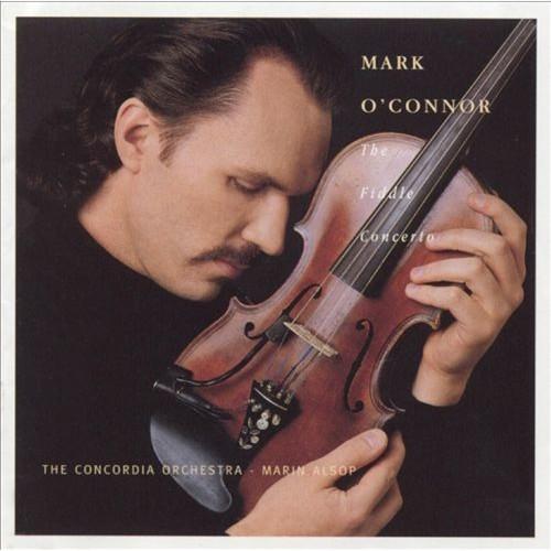 Mark O'Connor: The Fiddle Concerto [CD]