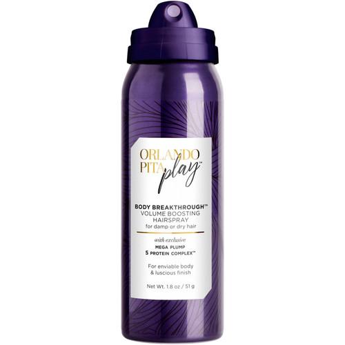 Travel Size Body Breakthrough Volume Boosting Hairspray